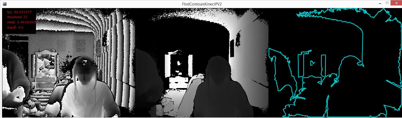 KinectPV2 – Codigo Generativo