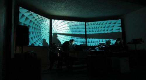 Rorschach_3.2 – Piezas audioreactivas enredadas