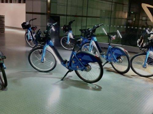 [bike] Swarm